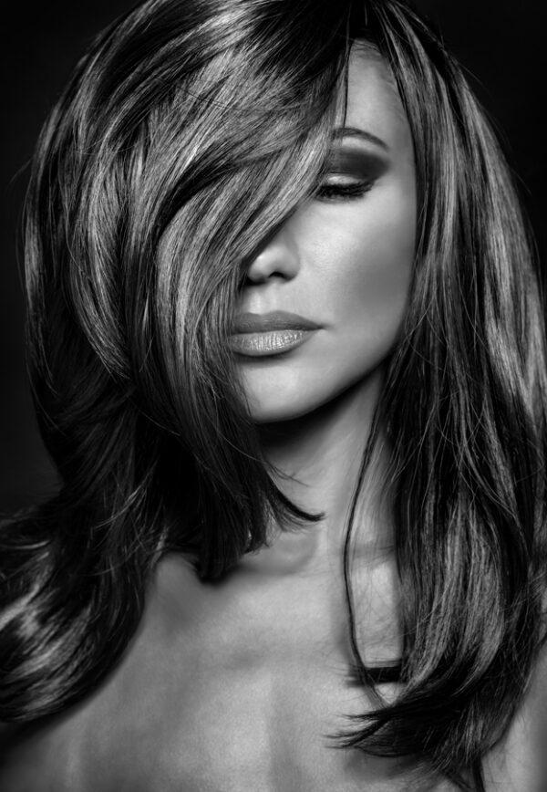 Women Dark Hair