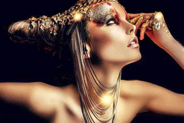 Artistic Gold Women