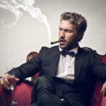 Classy Smoking Men