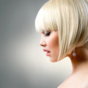 Blond Silver Women